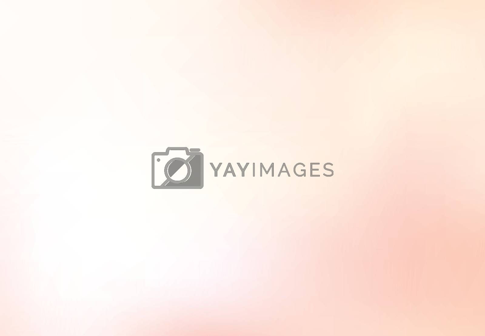 Abstract blurred soft focus of bright pink color background concept, copy space, Vector illustration