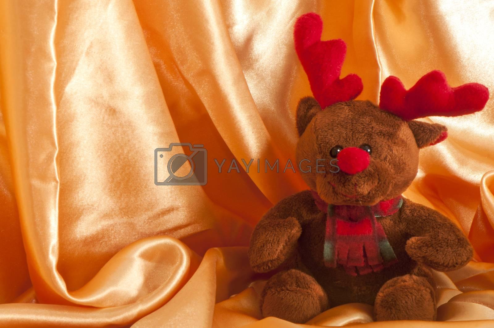 Royalty free image of a anumal plush by carla720