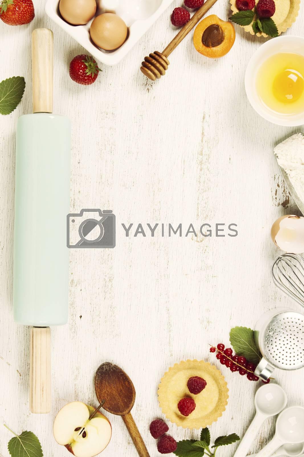 Baking concept by klenova