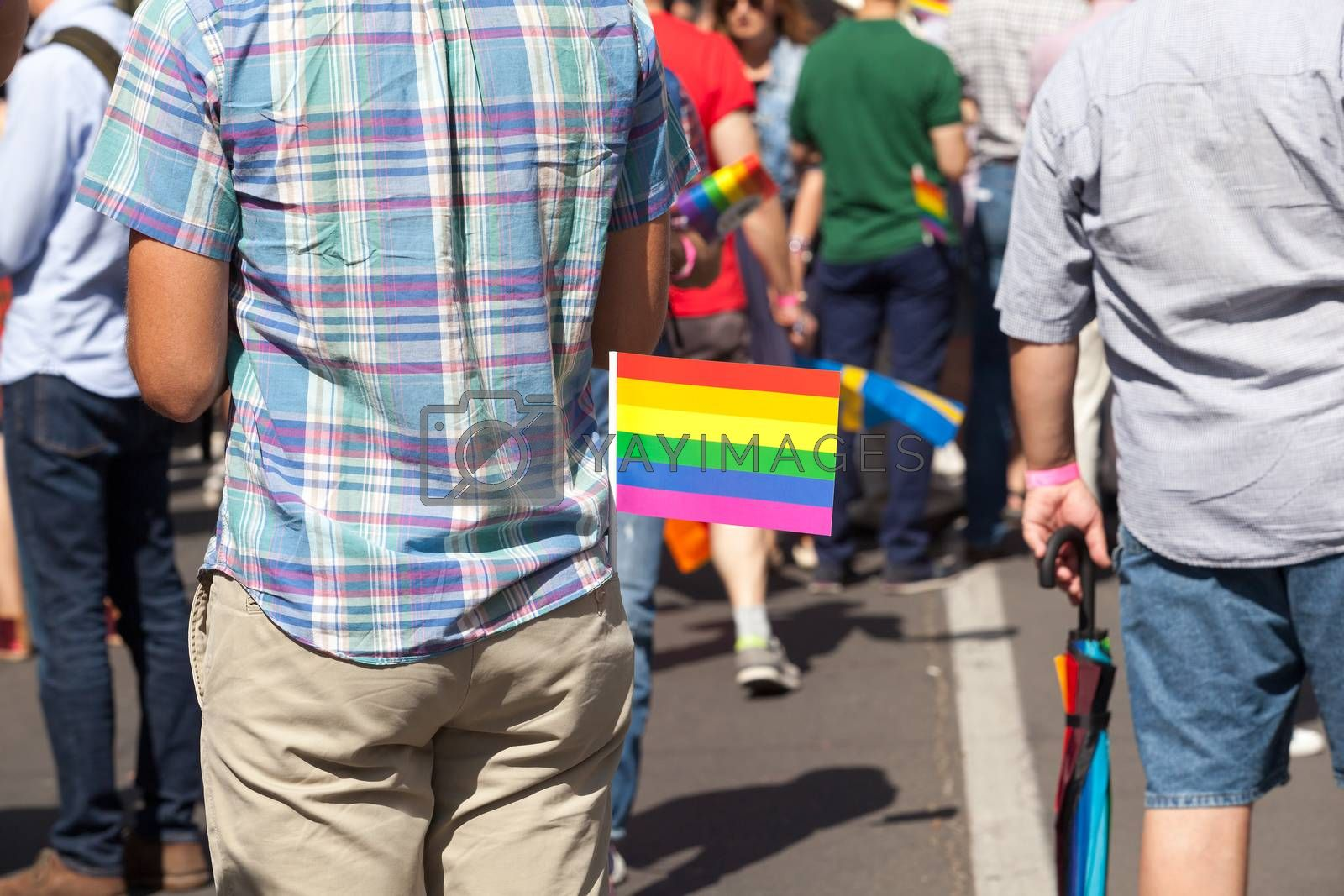 LGBT pride by wellphoto