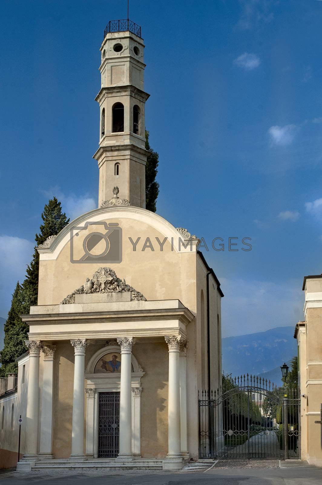 church in Bassano del Grappa by carla720