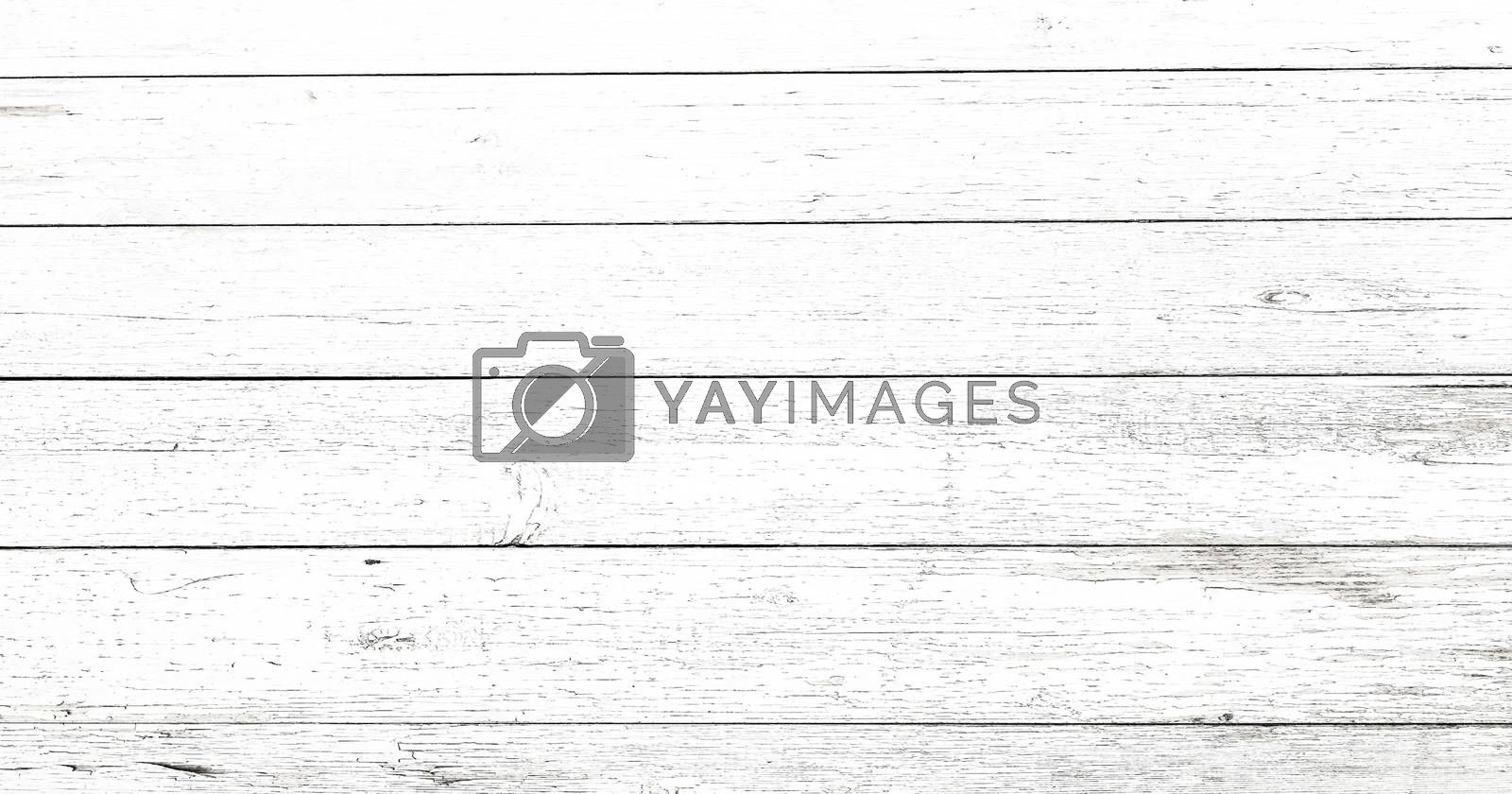 Wood texture background, wood planks. Grunge wood wall pattern. by titco