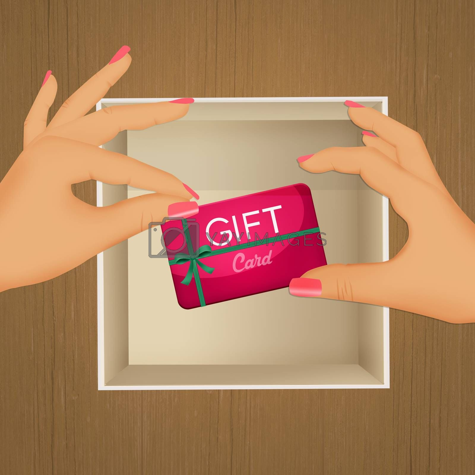 give a gift card by adrenalina