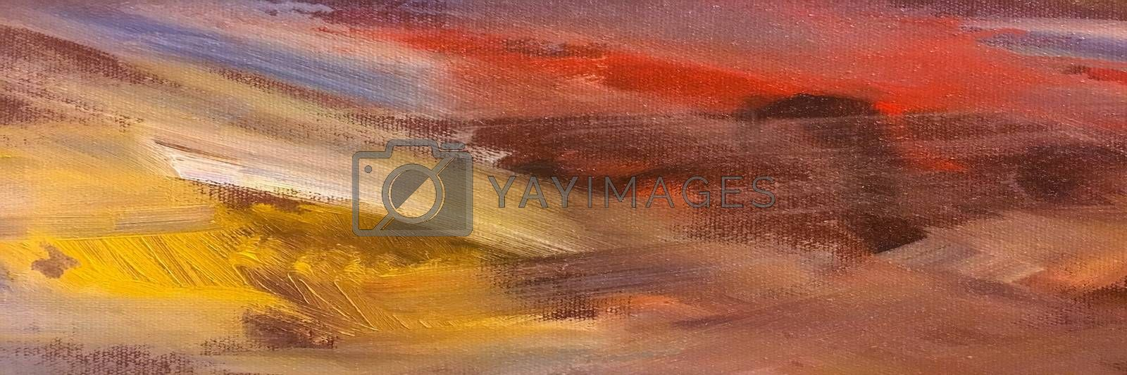 abstract oil paint texture on canvas, abstract background painting. paint texture background. by titco