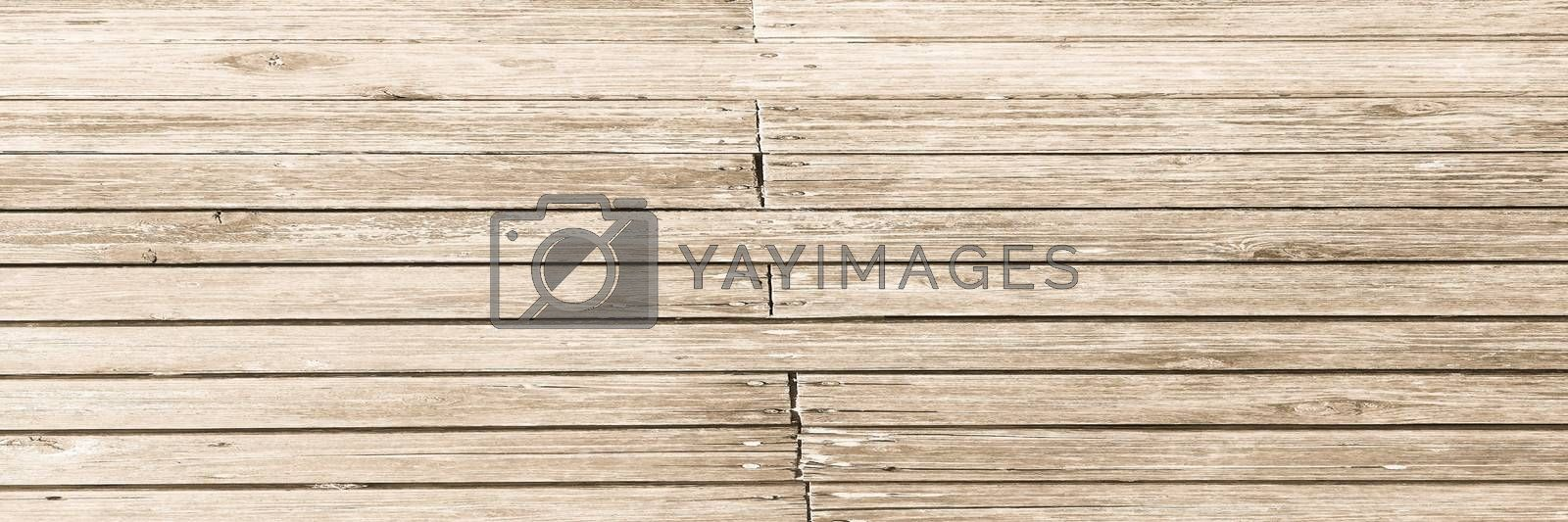 Wood texture background, wood planks. Grunge wood, painted wooden wall pattern. by titco