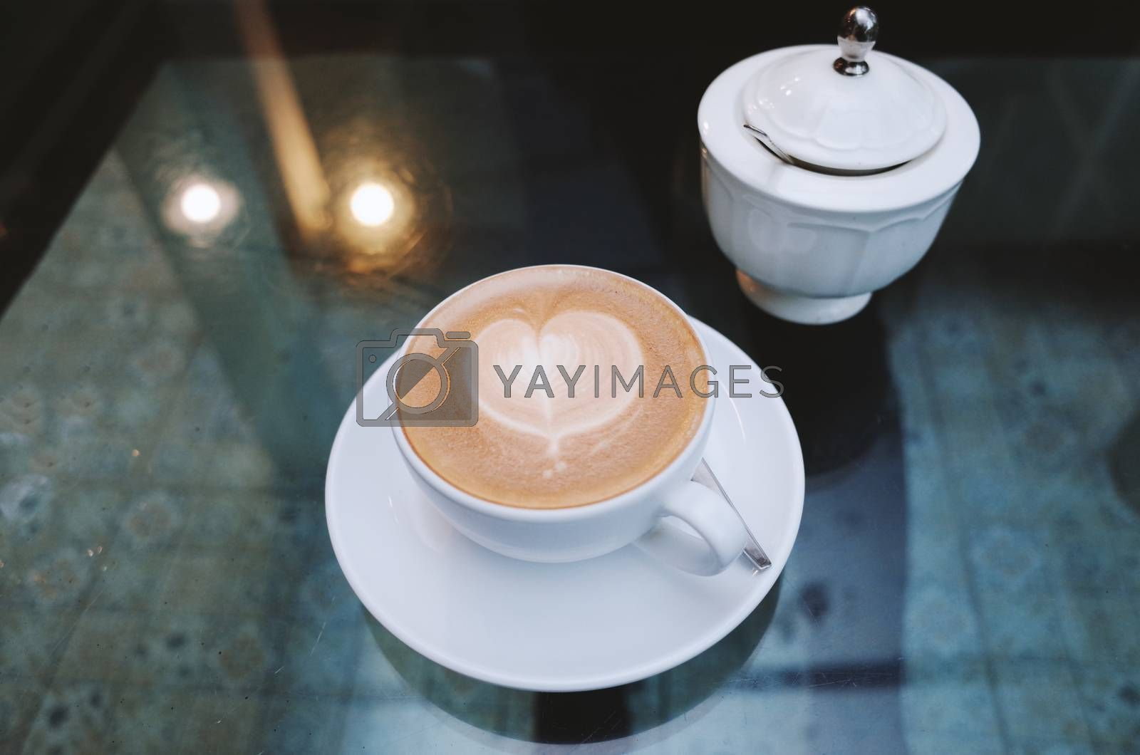 Morning Time for a hot coffee with friend.