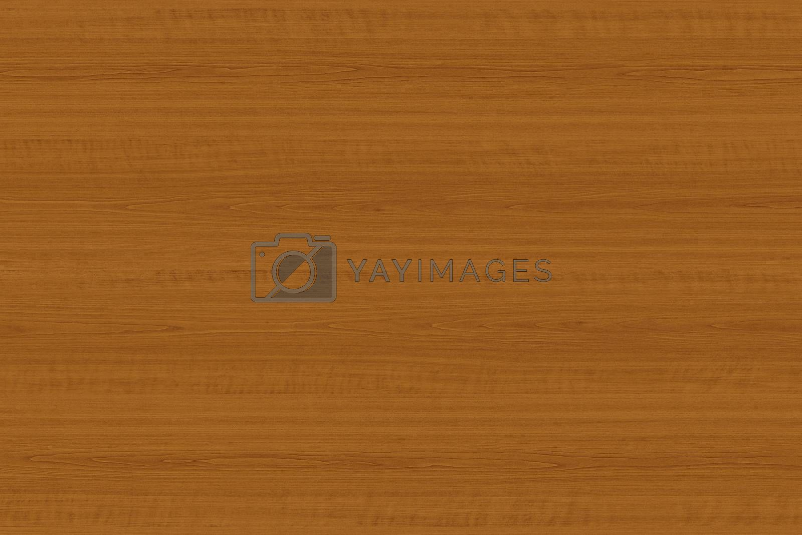 Wood texture. Dark brown scratched wooden cutting board. by ivo_13