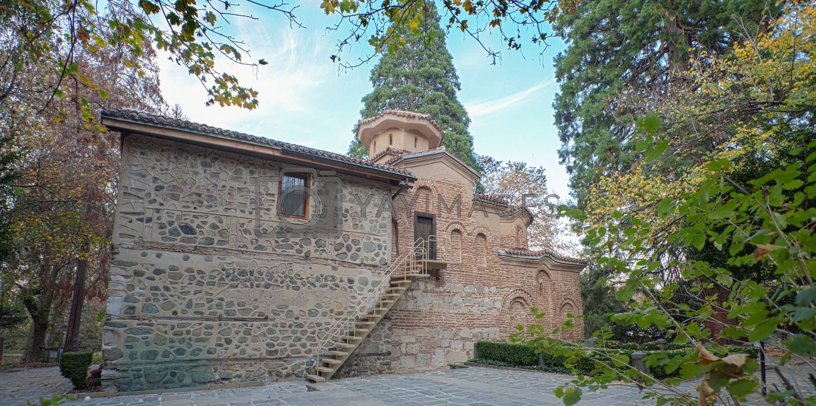 The Boyana church in Sofia, Bulgaria, Europe