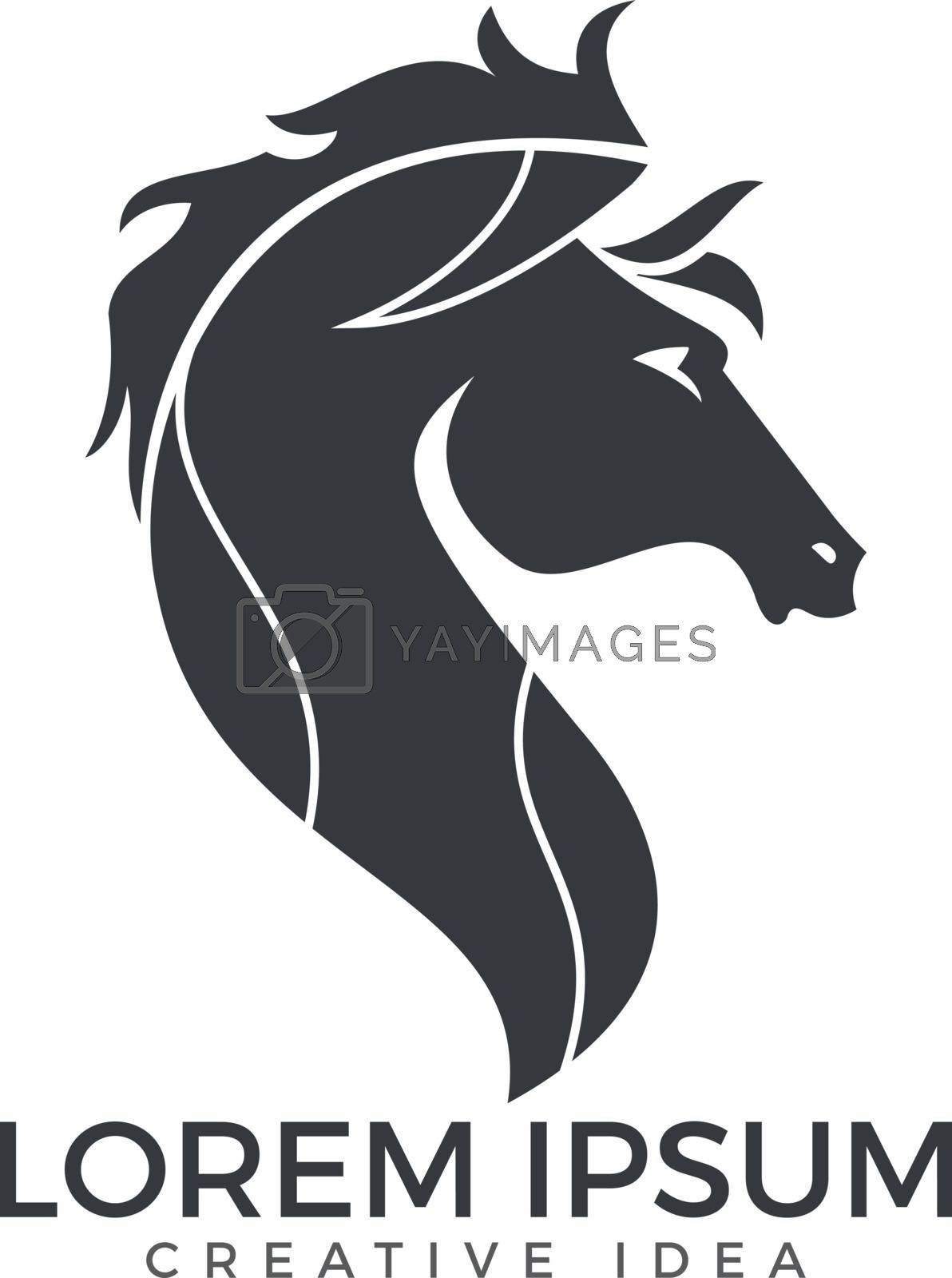 Horse Logo Design Royalty Free Stock Image Stock Photos Royalty Free Images Vectors Footage Yayimages