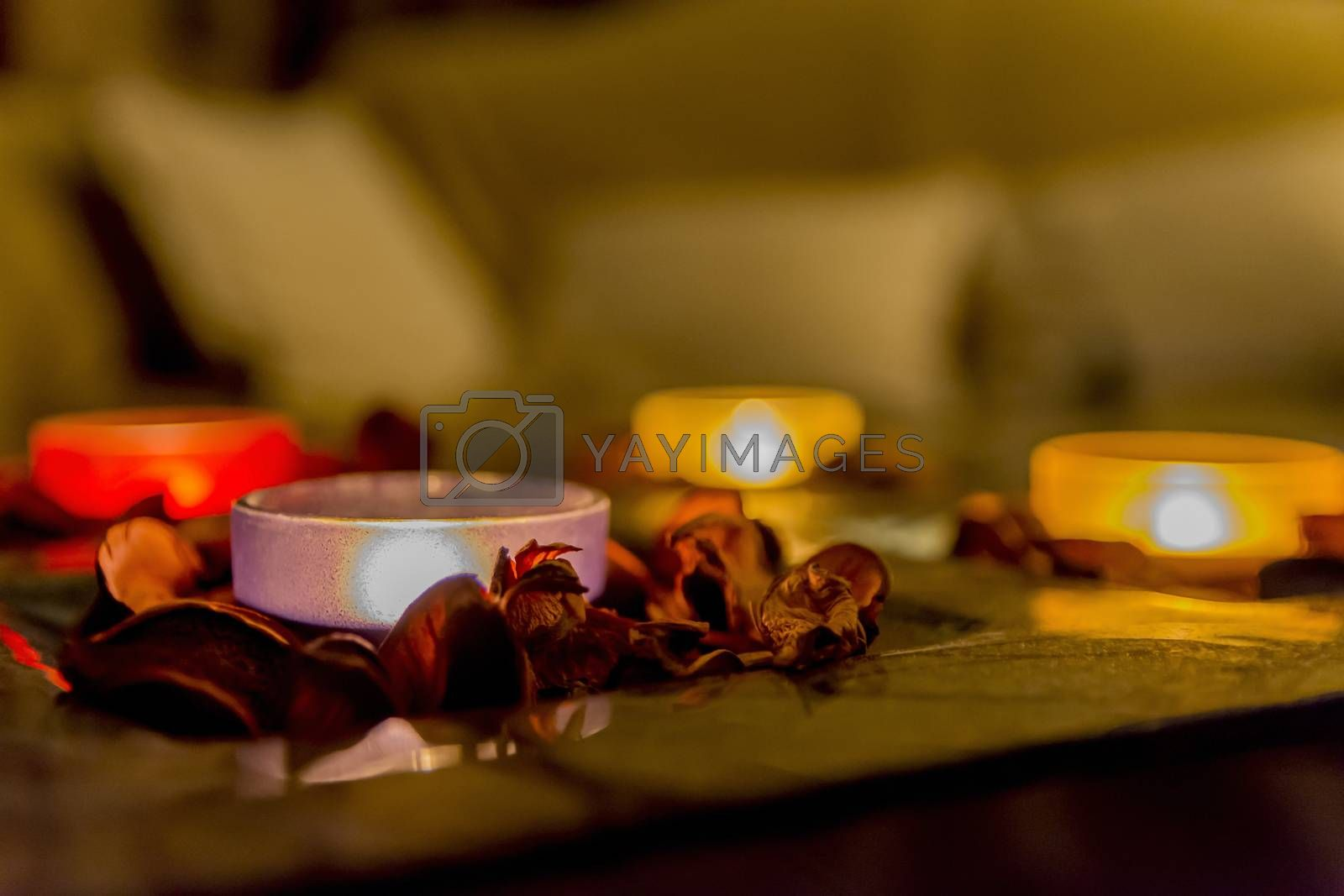 romance with candles by vangelis