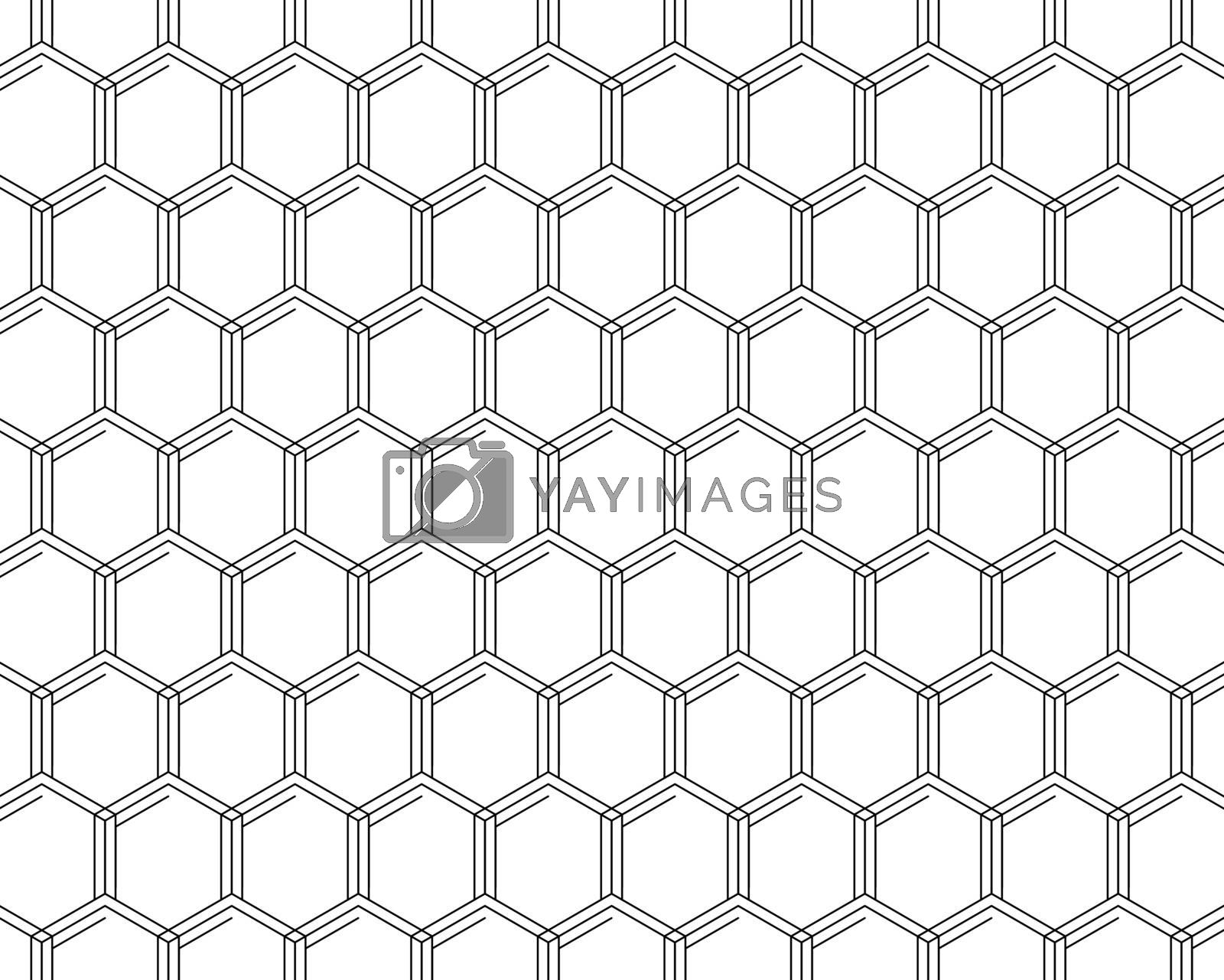 Vector seamless geometric pattern. Classic Chinese ancient ornament adapted to modern trends. Fully editable linear background with clipping mask, you can change thickness of lines, color, composition