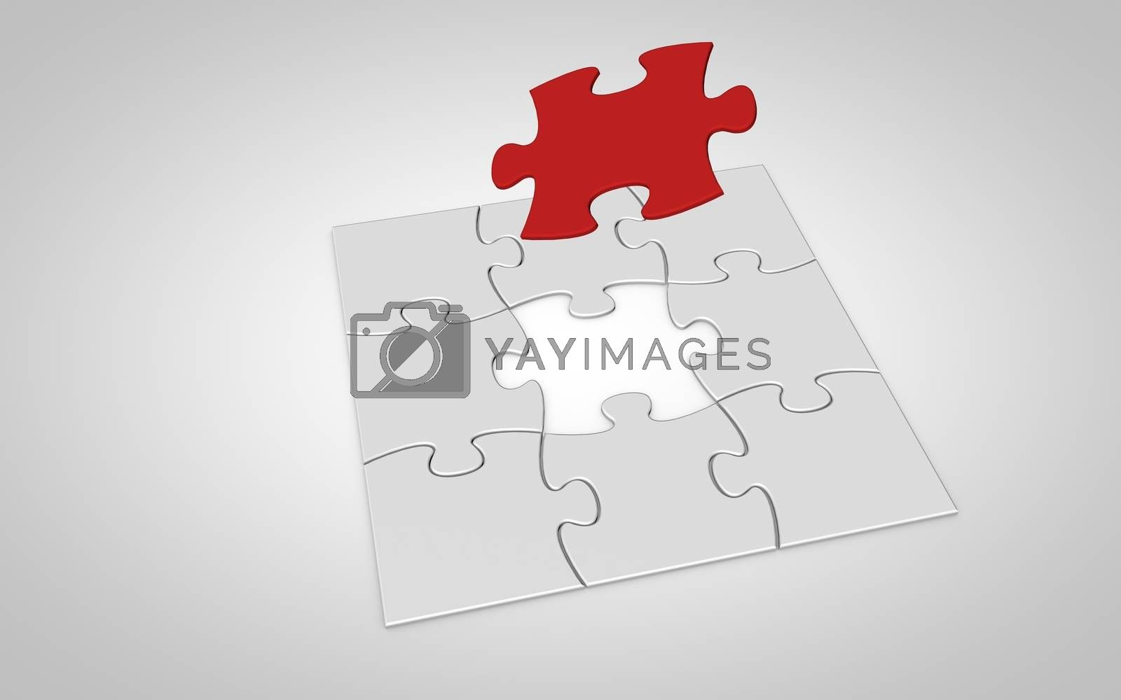 Final puzzle piece falls into place by clusterx