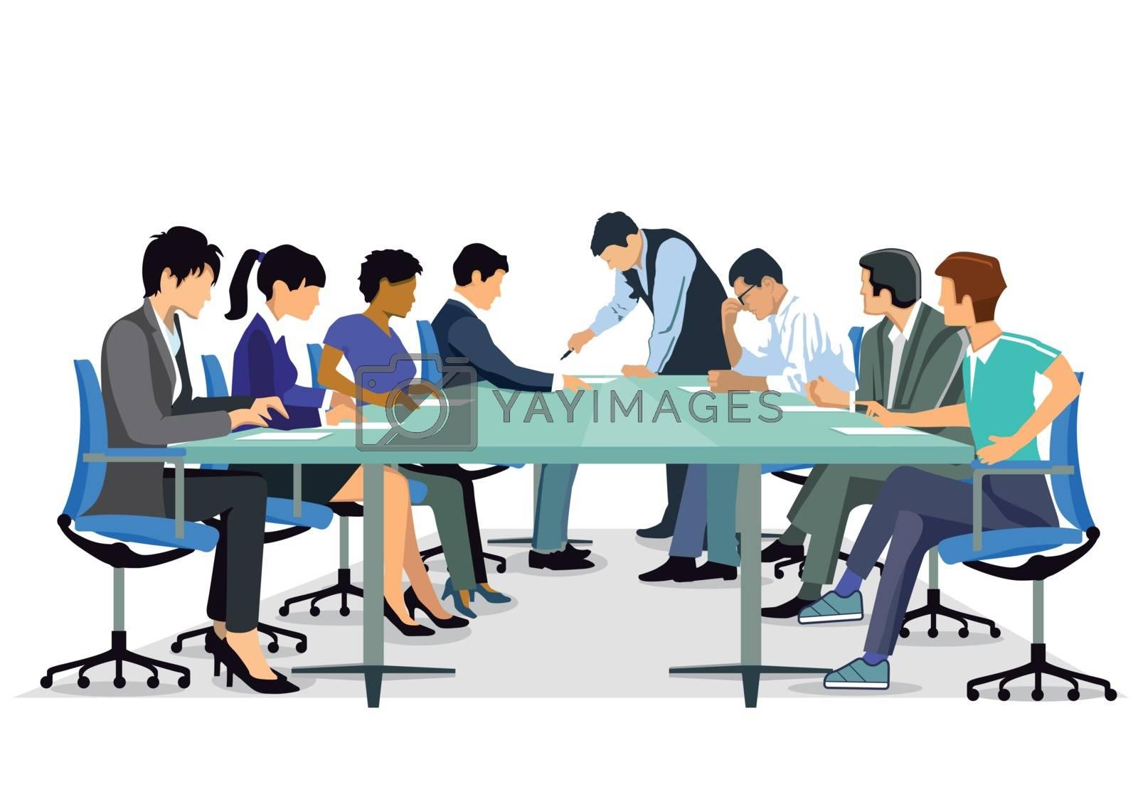 Consultation, seminar and training