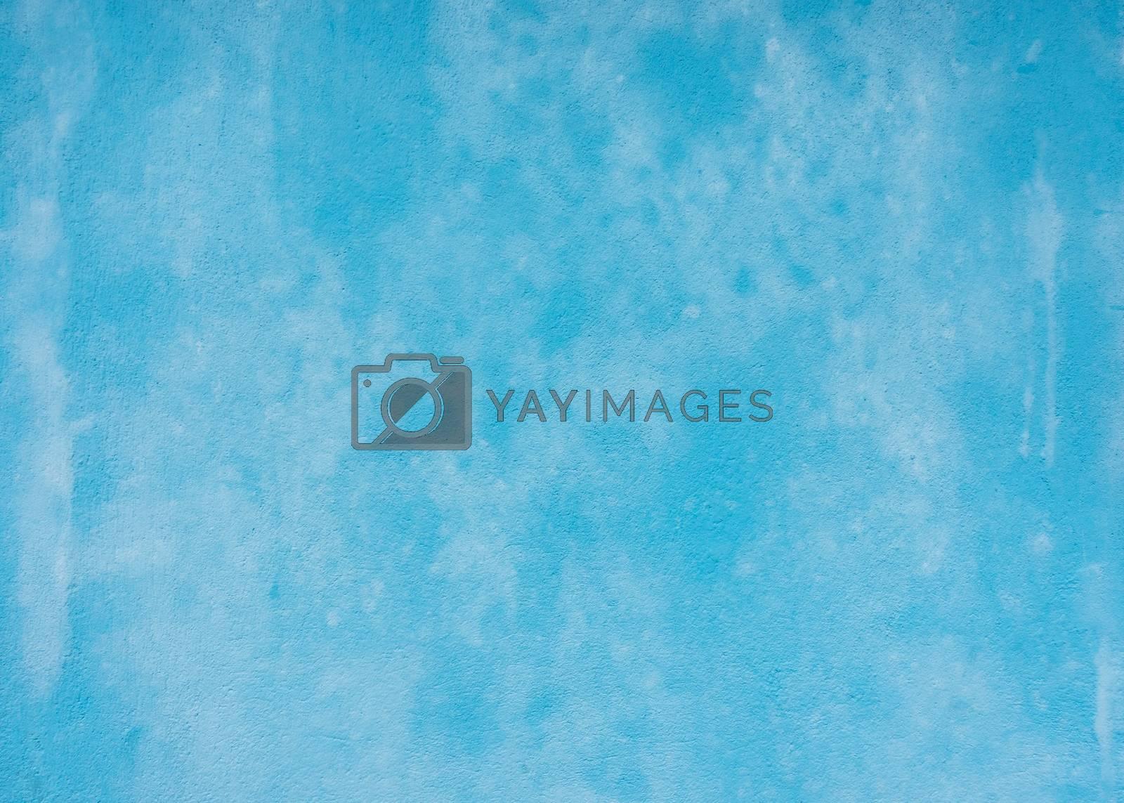 Light blue cement wall texture