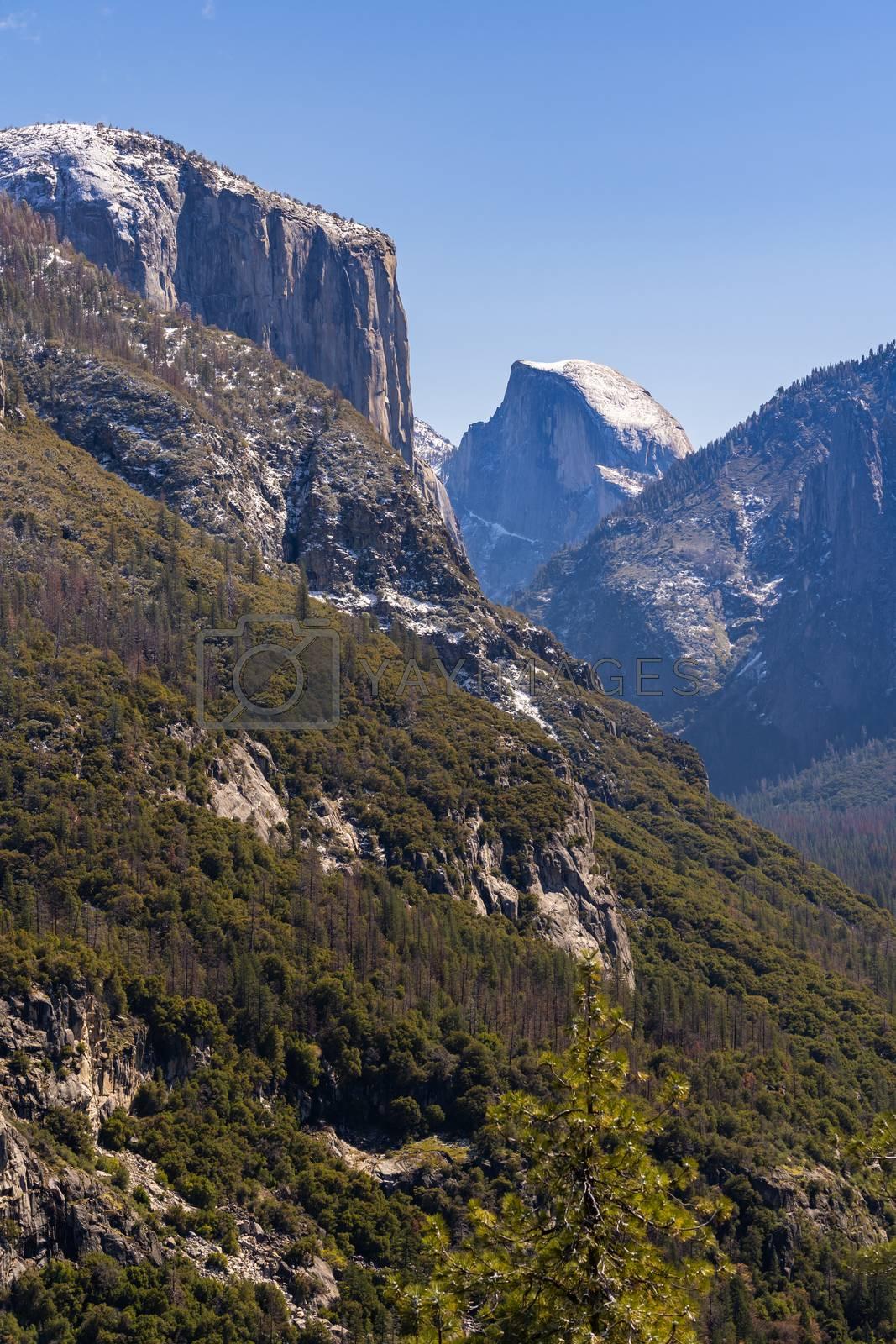 Yosemite national Park in California San Francisco USA