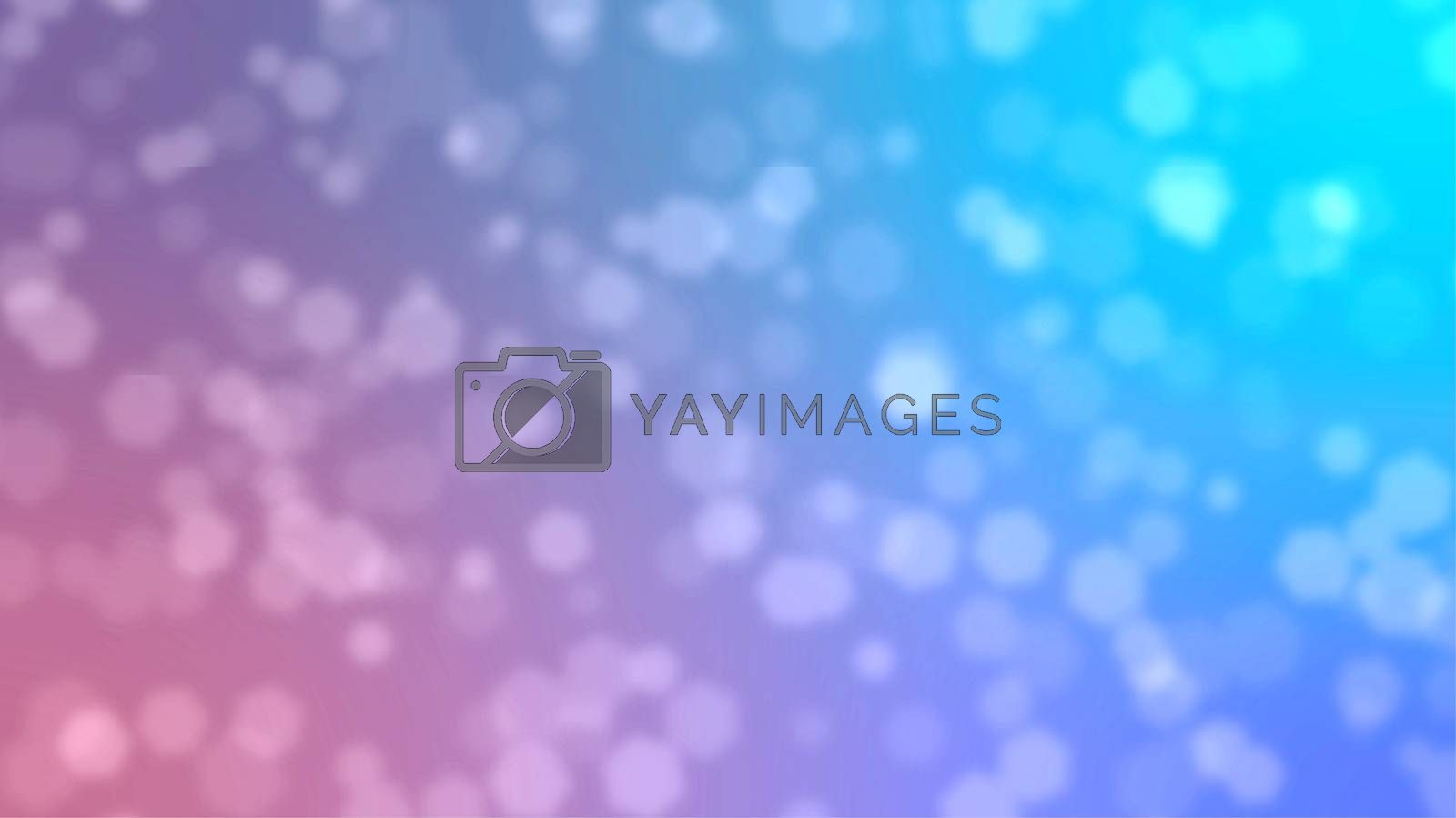 Abstract Colorful Background with subtle white highlights