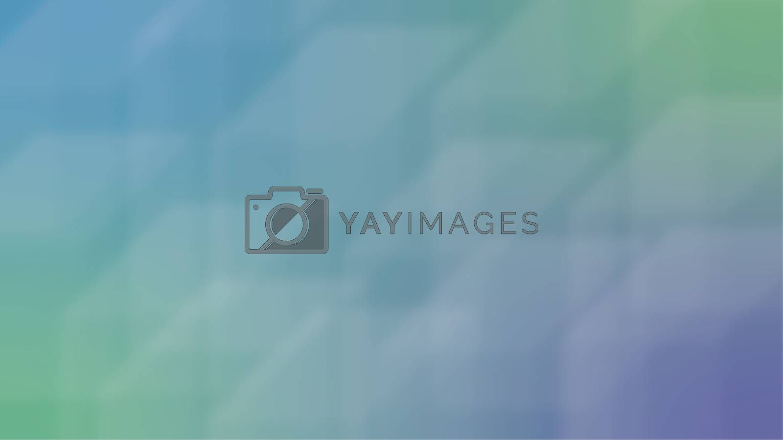 Abstract Background soft wedge effect interlocking light colors