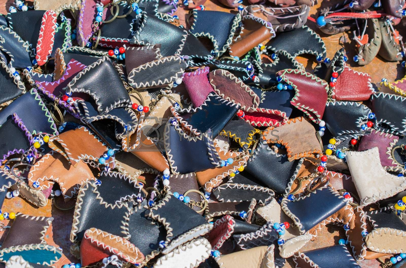 Set of traditional hand made Yemeni shoes