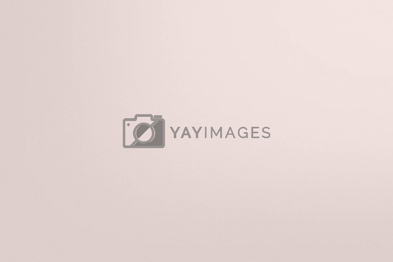 Light pink concrete wall, abstract background