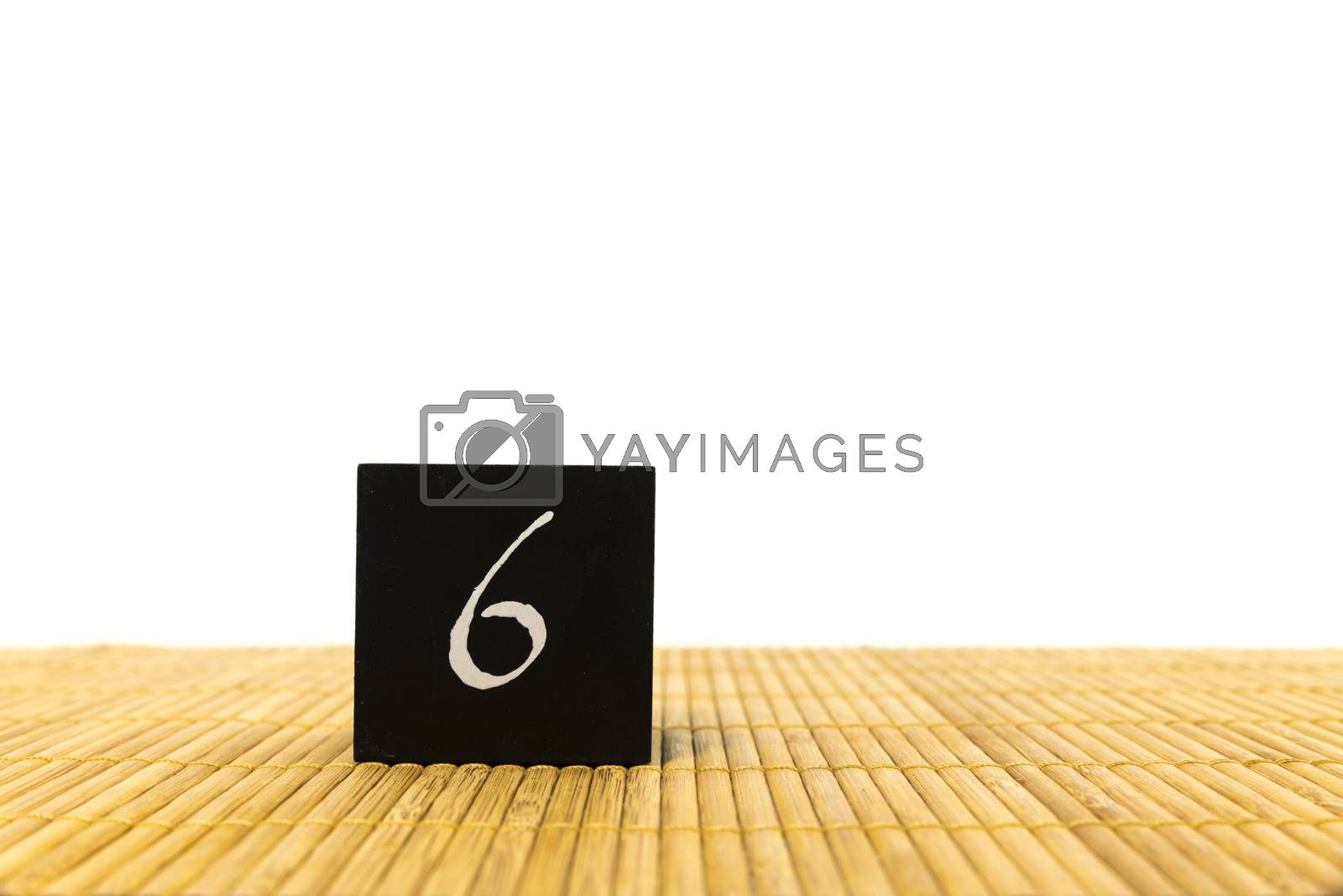 black block number 6 by compuinfoto