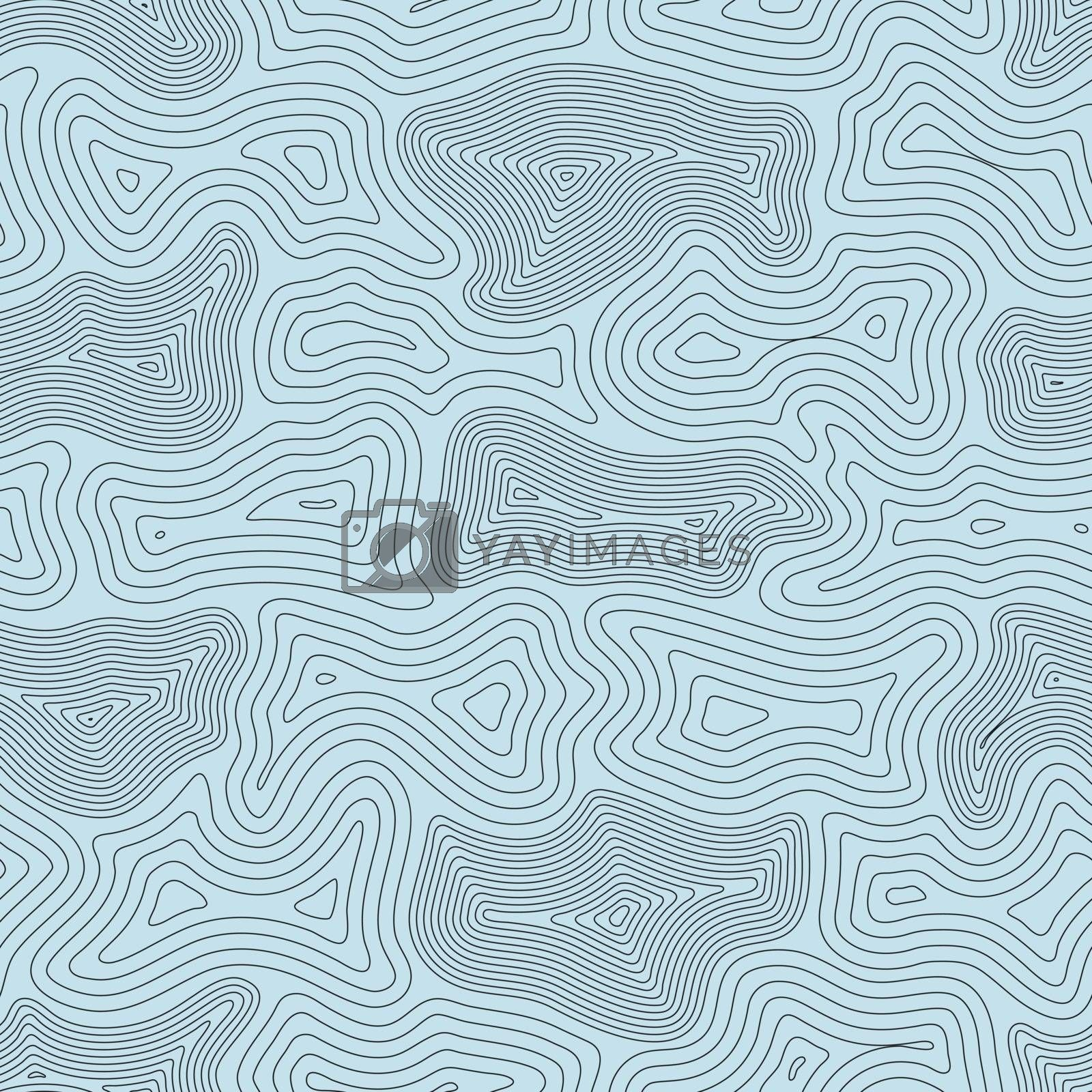Circumference crumpled align seamless background.