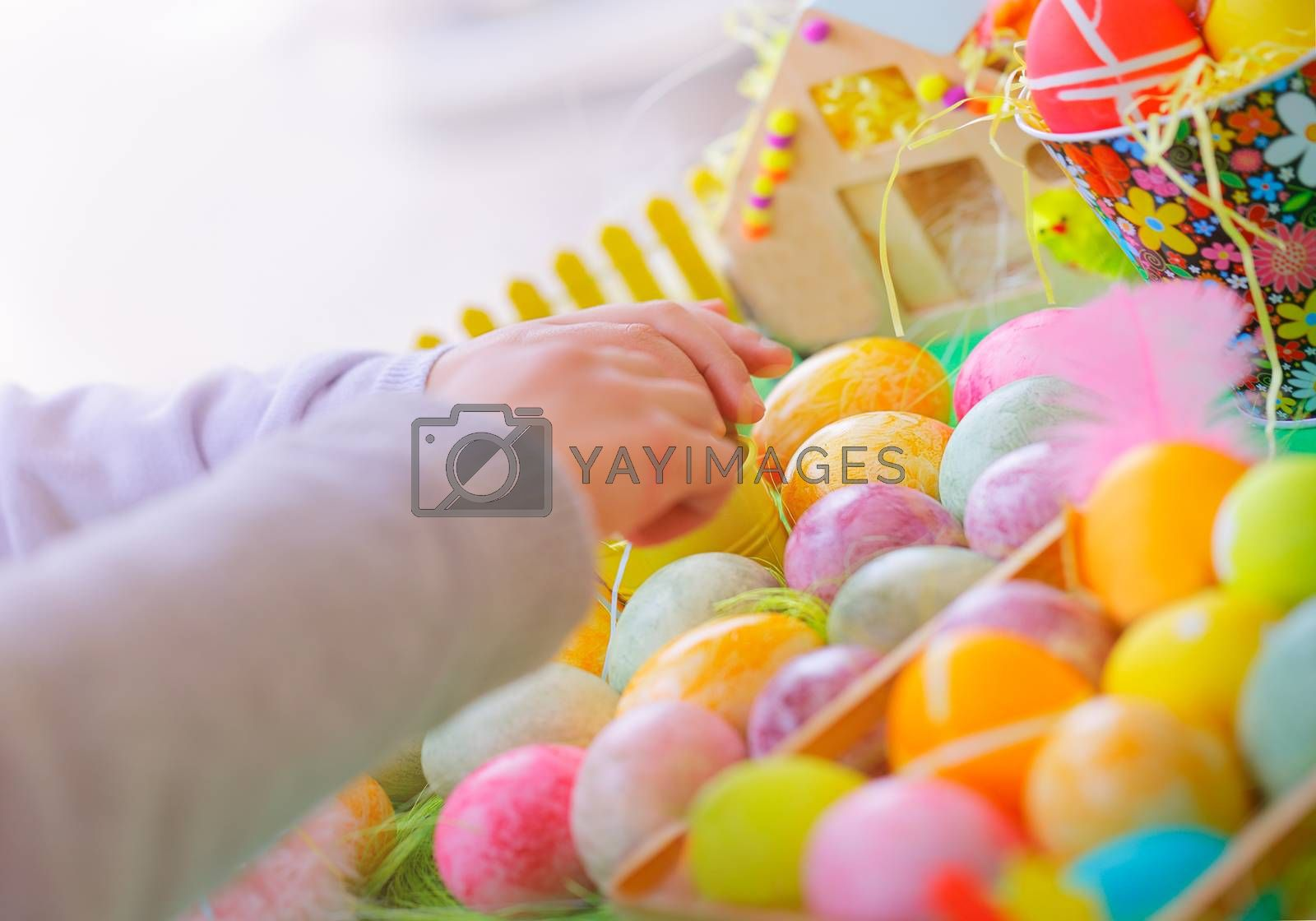 Easter eggs by Anna_Omelchenko