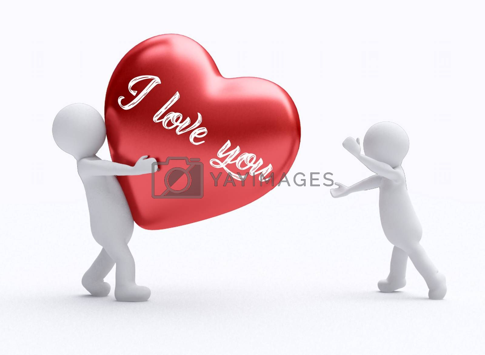 valentines day, I love you, romantic background.