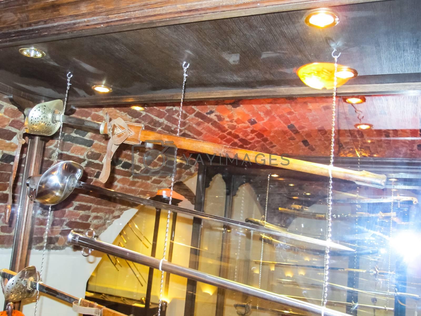 The Museum of Blade Weapons by avstraliavasin