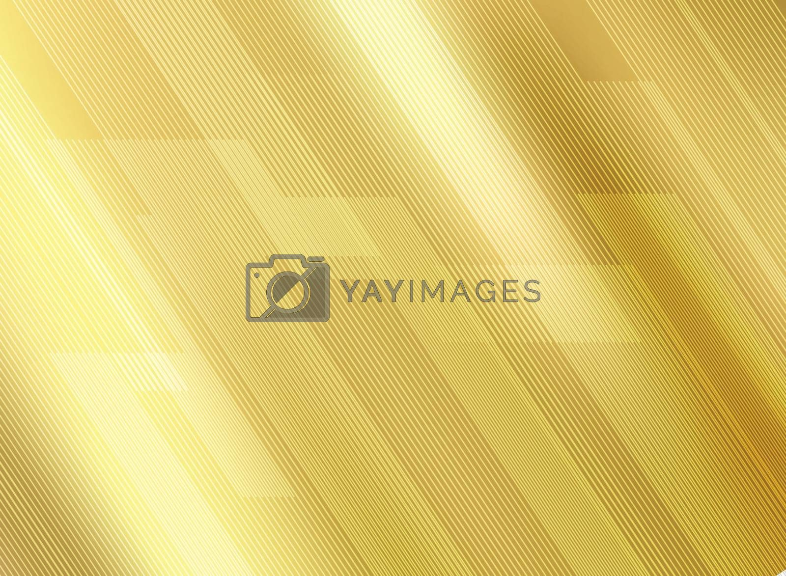 Abstract lines pattern luxury style on golde gradients background and texture. Template for your beautiful backgrounds. Vector illustration