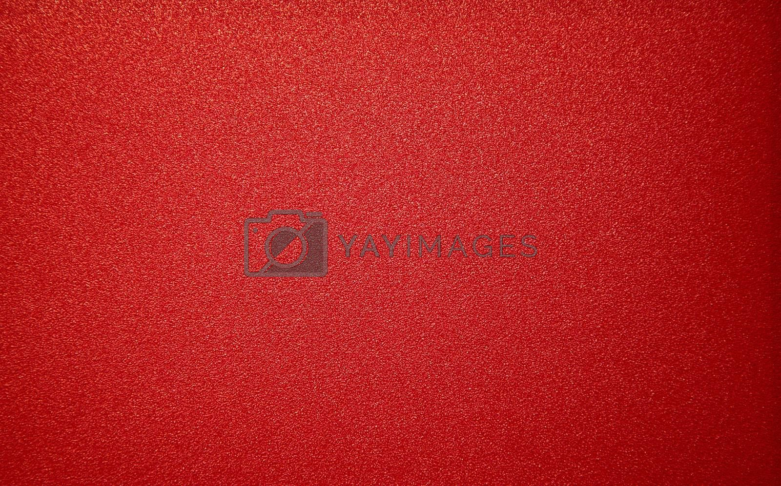 Red monochrome brush background. Texture pattern