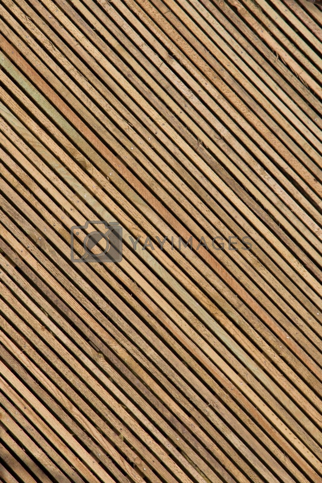 Wooden background with certain texture pattern by berkay