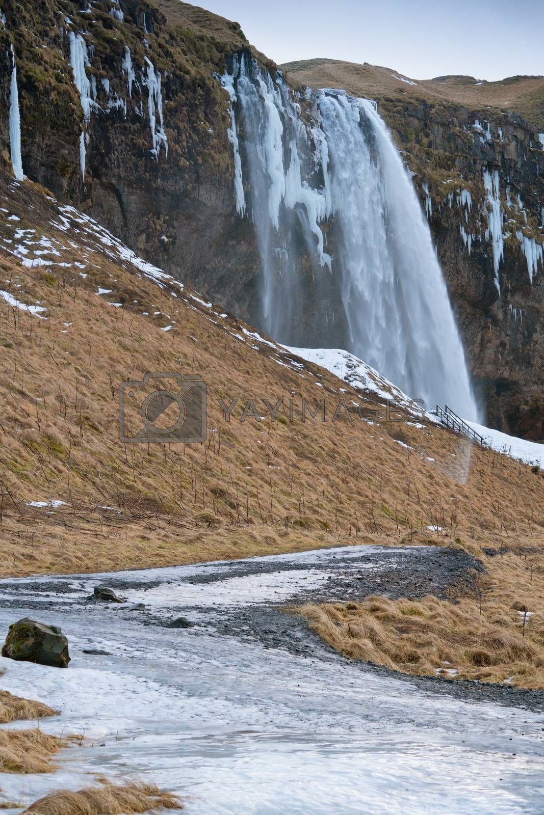 Seljalandsfoss, Iceland, Europe by Alexander Ludwig