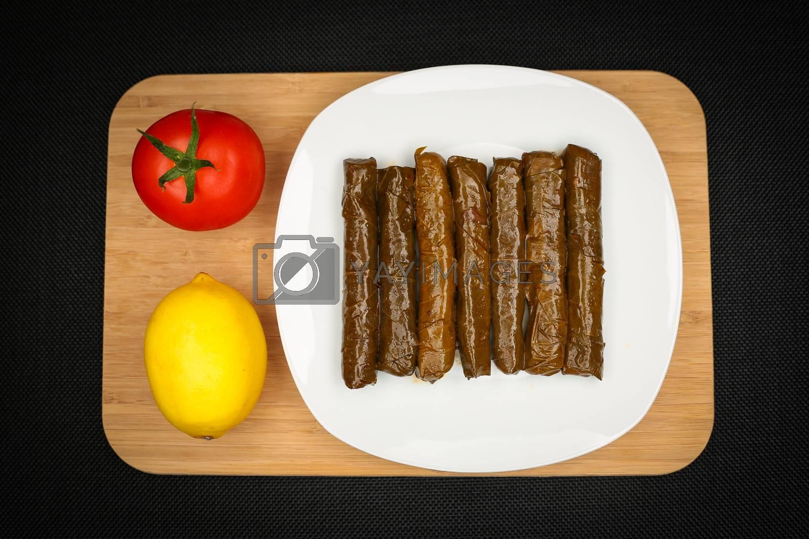 Turkish Food Sarma by EvrenKalinbacak