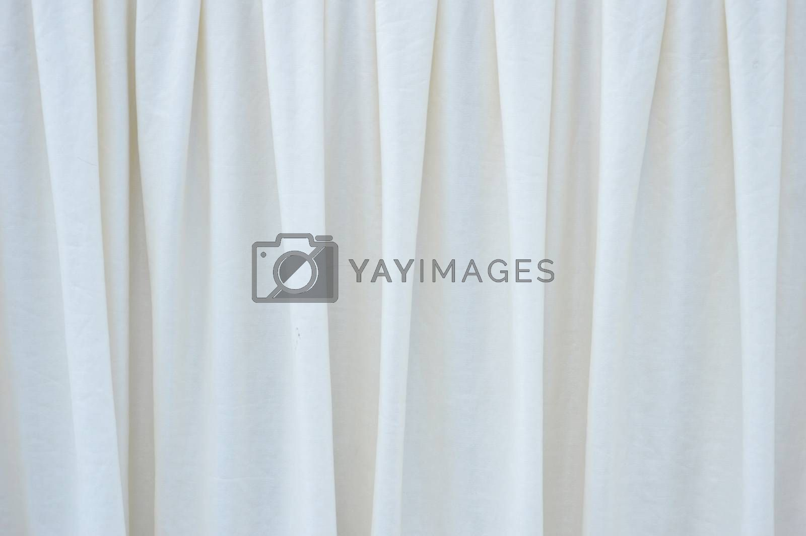 white cloth background by antonihalim