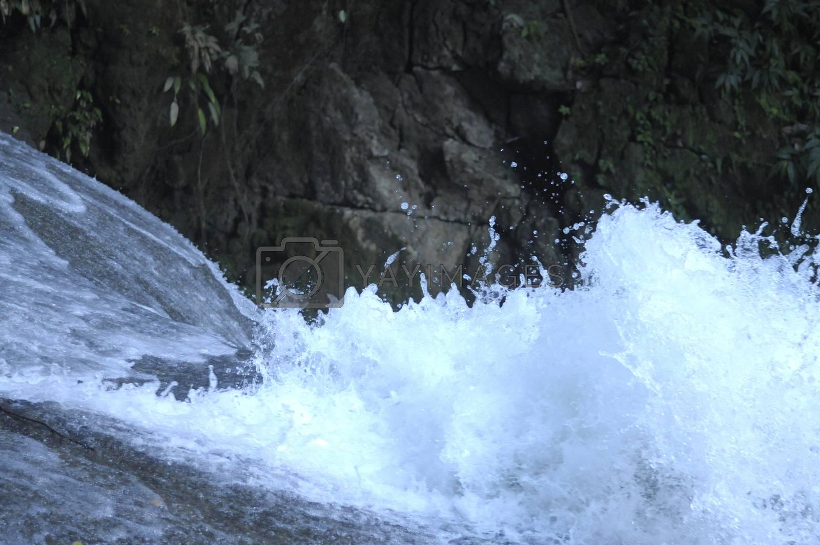 Bantimurung waterfall by antonihalim