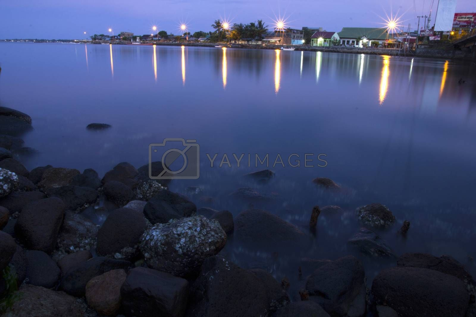 Karajae river  by antonihalim