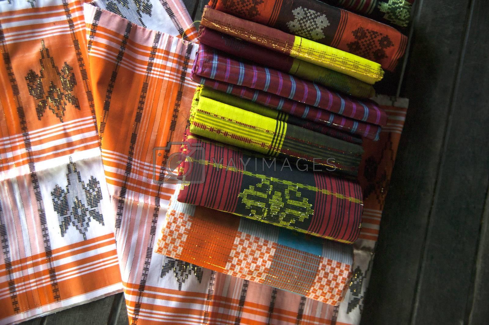 cloth weavers by antonihalim