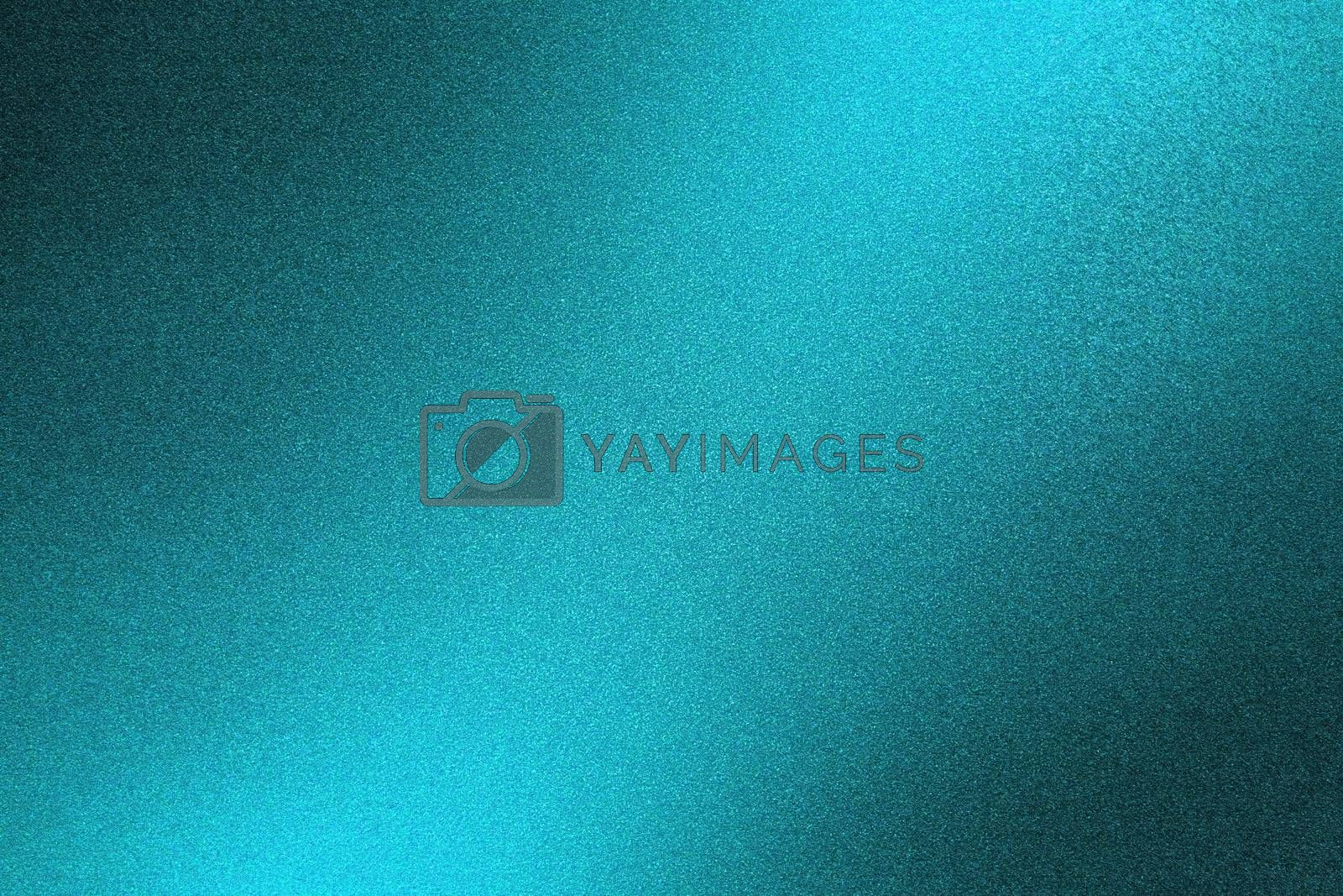 Shiny dark blue metal wall, abstract texture background by mouu007