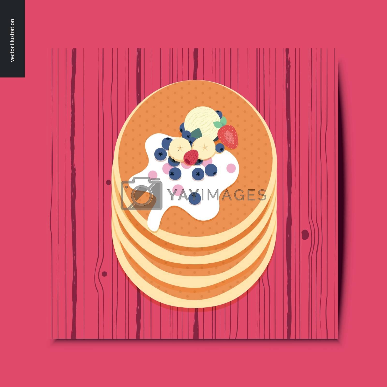 Simple things - pancakes by grivina