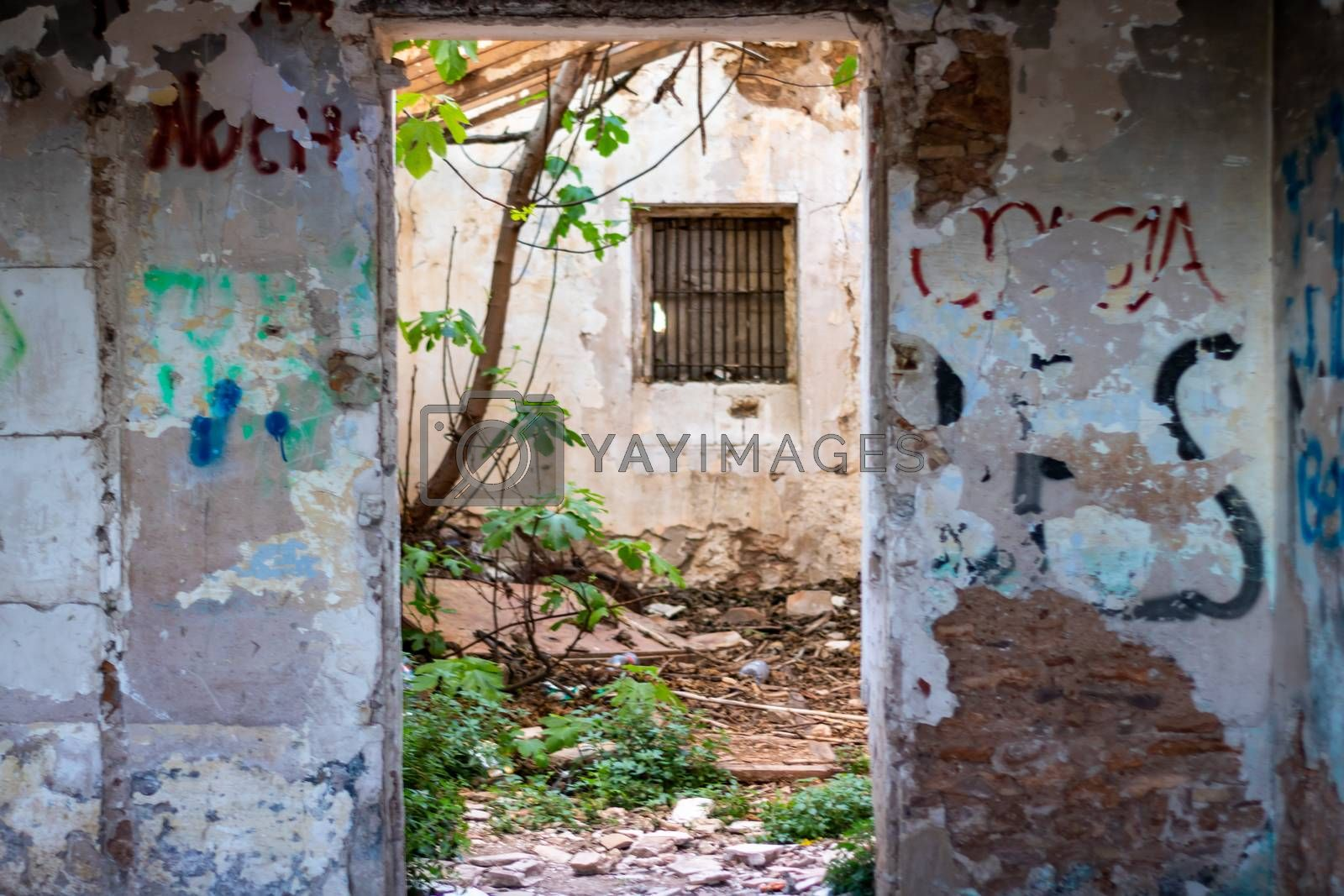 Abandoned house by Barriolo82