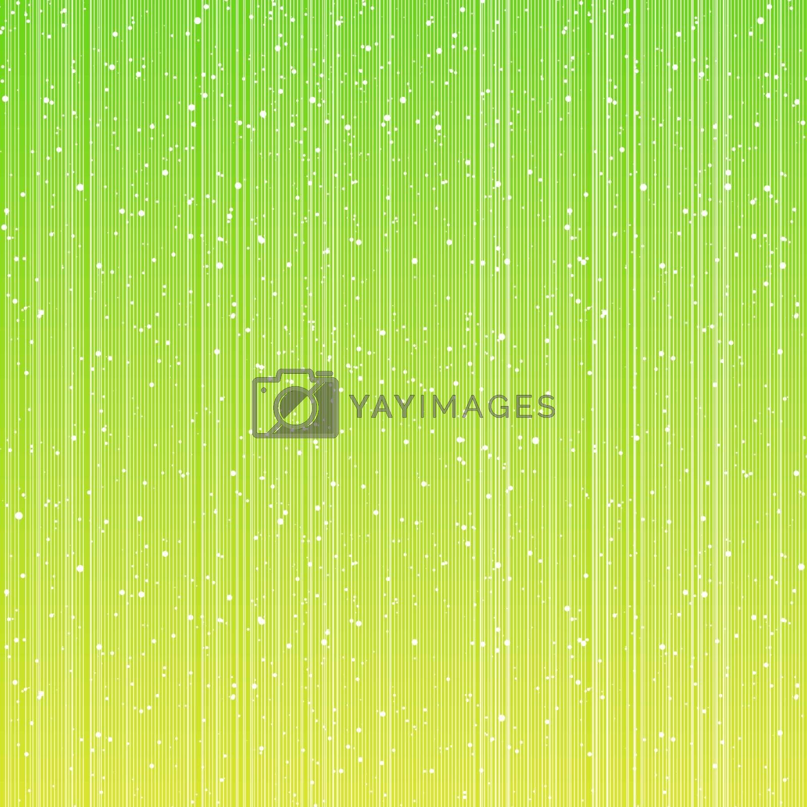 Abstract lines pattern and grunge brush texture on green nature  by phochi