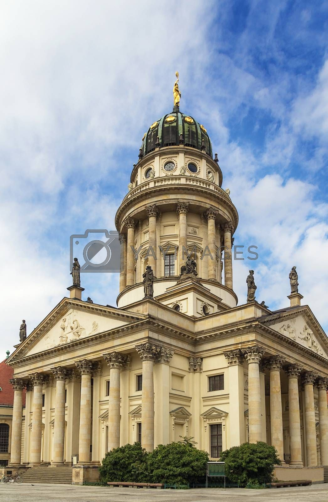 French Cathedral, Berlin by borisb17