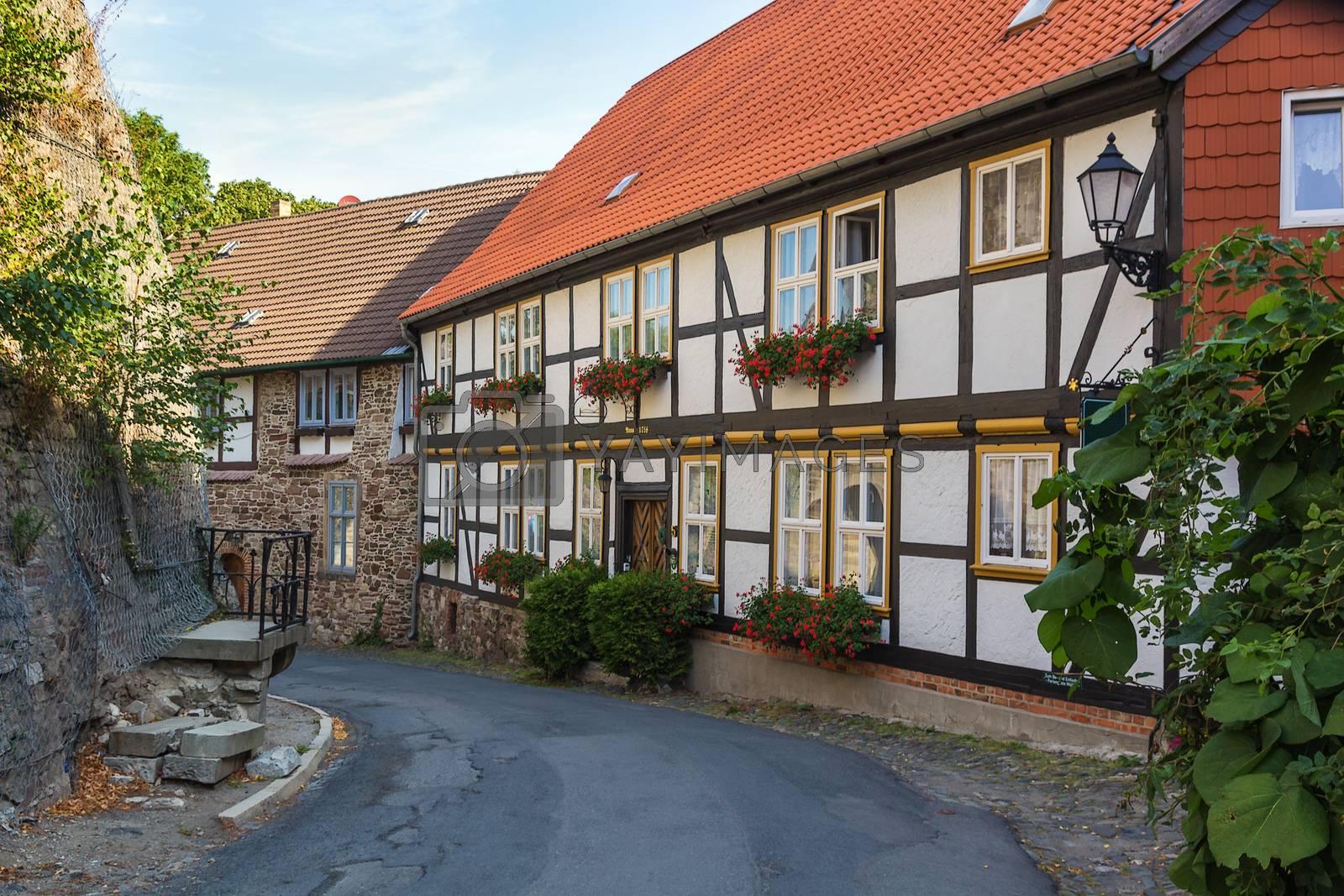 Vernigerode, Germany by borisb17