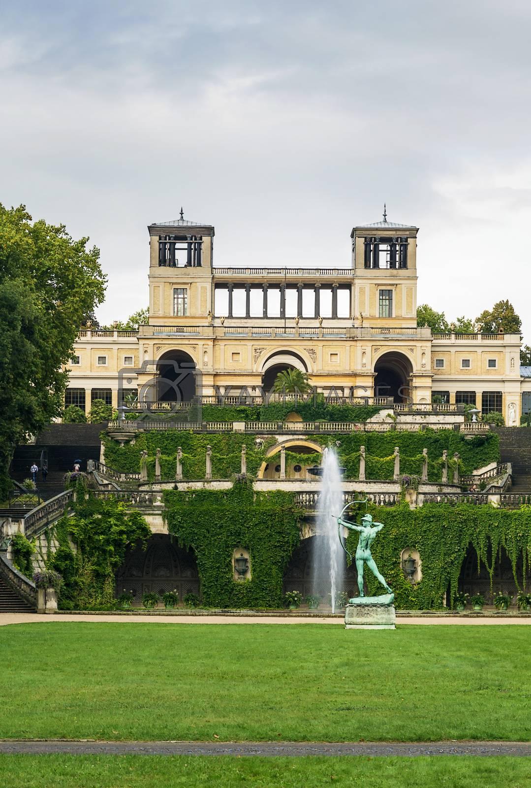 Orangery Palace, Potsdam, Germany by borisb17