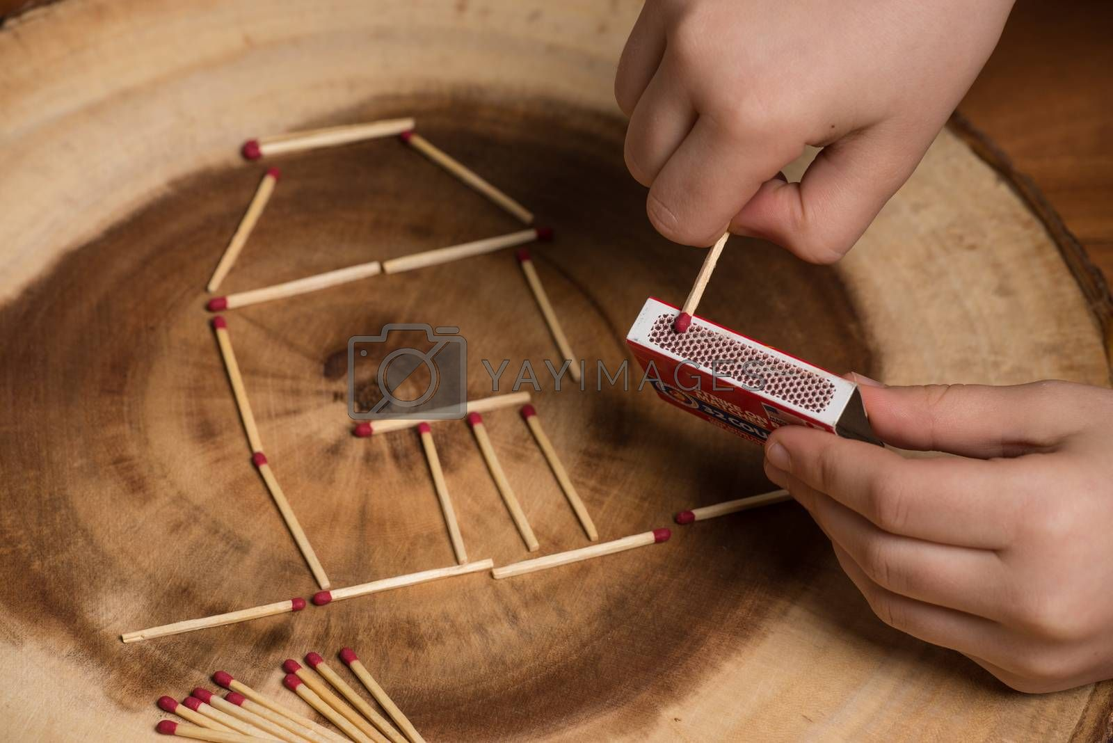 Matches by Dan Totilca