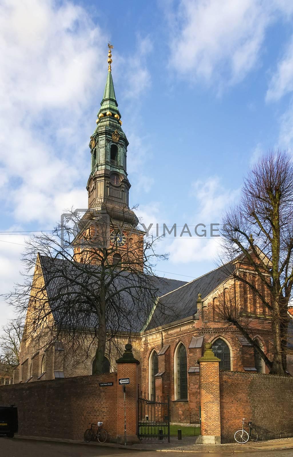 St. Peter Church, Copenhagen by borisb17