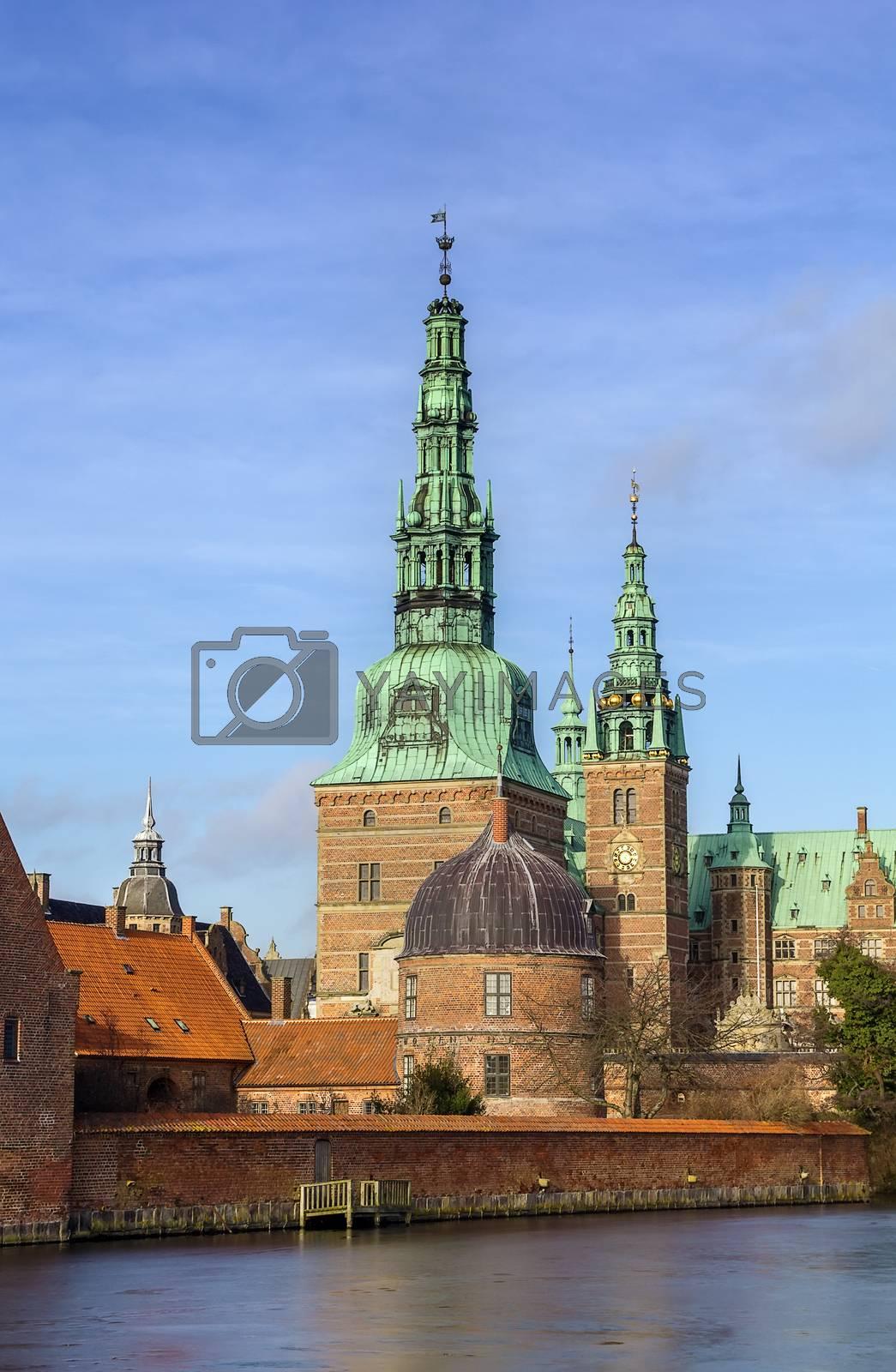 Frederiksborg, Denmark by borisb17