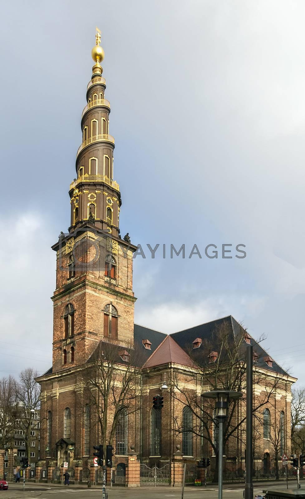 Church of Our Saviour, Copenhagen by borisb17