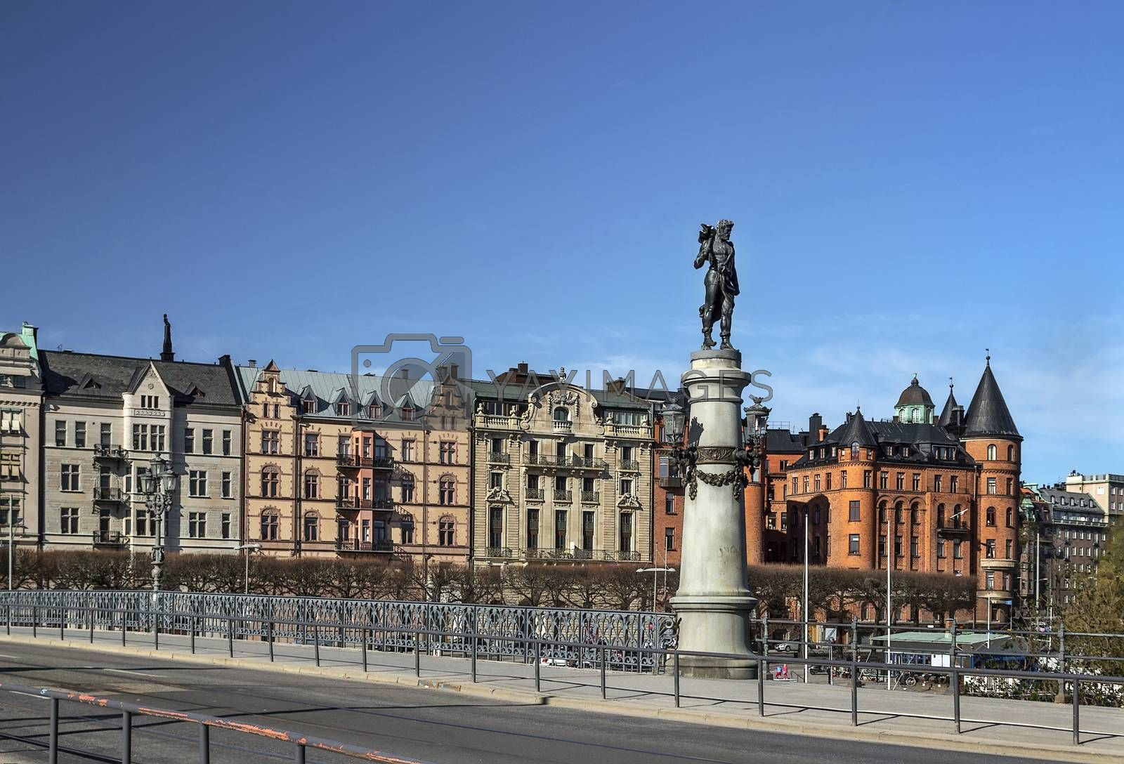Strandvagen, Stockholm by borisb17