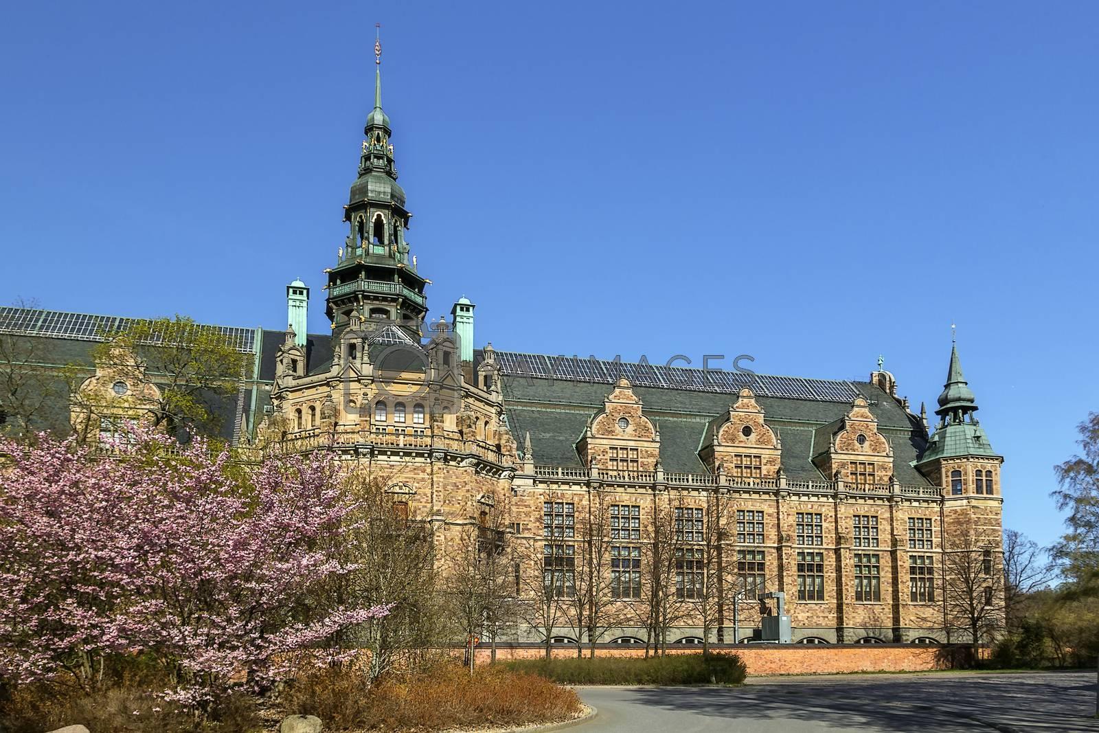 Nordic Museum, Stockholm by borisb17